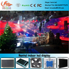 RGX X96 P4/P5/P6 Indoor Full Color HD Indoor LED Video / stage background led display big screen/ stage led screen