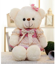 Japanese stuffed teddy bear toy , ODM bear toy soft teddy bear