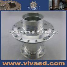 Professional custom CNC machining chosen bmx hubs