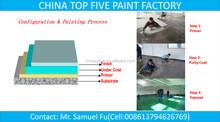 China Epoxy Flooring Expert - Maydos Epoxy Floor Coating Paint Epoxy Resin Hardener