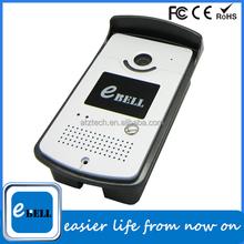 ATZ E-Bell Smart Video Door Phone Security WiFi Doorbell Camera Remote Unlock Door for Smart Home