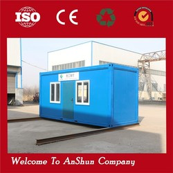 China Supplier Shipping 2 cars or container house