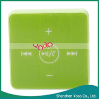 Stylish Portable Clip Quran MP3 Player With Bluetooth Function Green
