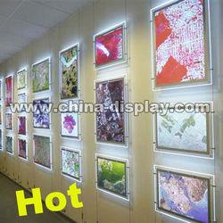 LED ceiling lights box frame