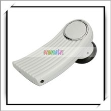 With The Volume Keys Mono Bluetooth Headset White-82005496
