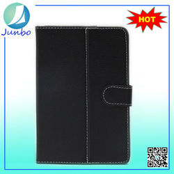 Classic style universal pu leather kids 7 inch tablet case