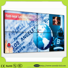 Special Led Folding LED Strip Video Wall Screen for large building facade