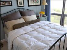 5%-100% White Duck/Goose down Quilt/ Comforter/duvet