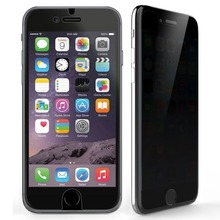 4way Privacy Screen Protector Filter Film Anti Glare for iPhone 5s 6 6plus Tempered Glass
