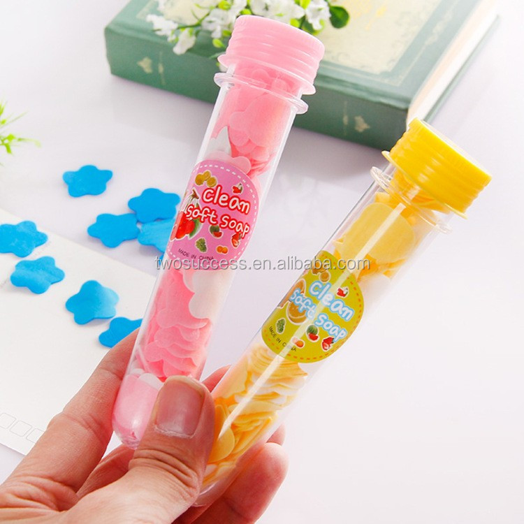 star shape soap paper (3)