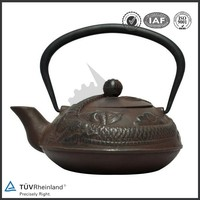 Indian animal shaped teapot with heater