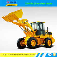 XG931H XGMA mini 3ton Front-end Wheel Loader