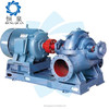 High quality large volume double-suction clean water pump