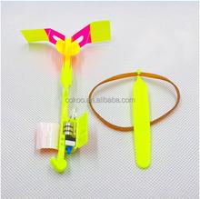 Amazing LED Flying Arrow Christmas Gift Newest Toy LED Helicopter Flying Umbrella LED Toy