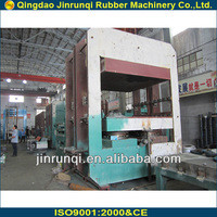 high quality frame type rubber o-ring vulcanizing machine