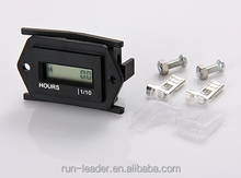 Digital Waterproof AC DC Engine Hour Meter Used For Generator,Machine,Boat,Snowmobile,Tractor