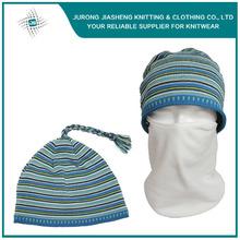Hot sale Acrylic Custom Knitted Ski Mask Hat
