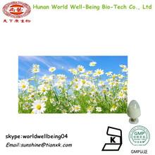Chamomile flower Extract 3%/ Manzanilla Extract 1.2%/Chamomile Powder 98% Apigenin