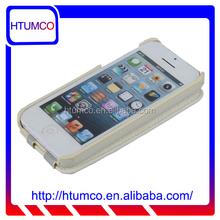 Premium leather phone case cover for Apple Iphone 5C