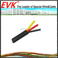 Multicore high temperature cable wire Silicone jacket
