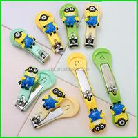Cute cartoon nail clippers
