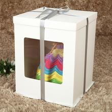 Professional OEM/ODM Printed Cake Box, paper cake box, Fashion Luxury Gift Paper Box