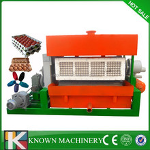 Recycle paper egg cartons production line,small egg tray production line