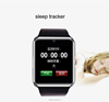 QWD factory price blue tooth GT08 smart watch miniphone For Android/apple bluetooth touch screen smart watch with camera