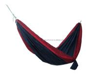 outdoor nylon parachute portable hammock straps