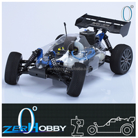 SRC 1/8 Gasoline Power 4WD RC Buggy Racing Car Model High Speed SEP0818