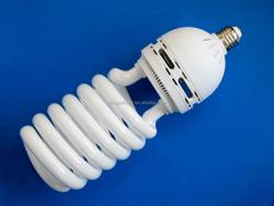 E26 135W Half Spiral Energy Saving Light Bulb For Mexico Market