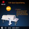 B-28 High quality 3D fir sauna dome far infrared hot spa capsule body contouring equipment