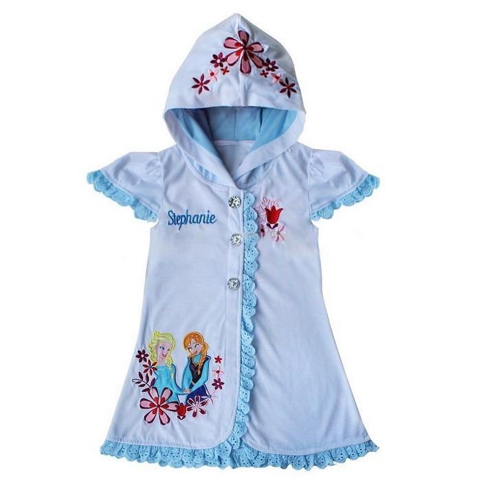 Розничная один кусок девочек купание пляжная одежда Купальник пачку детские tankini бикини 2-9y