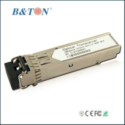 155M SFP 80km SM LC connector fiber optical transceiver