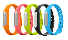 (sl)2015 Original Xiaomi Mi Band Colour MiBand Smart Wristband Black Mi Band Smart Electronics for Android and iOS Fitness