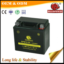 Motorcycle battery case 12v 5ah,battery powered motorcycle