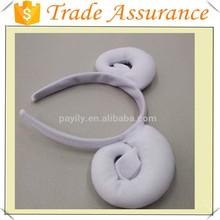 hot sale head hoop lamb style headband sheep ear headband accessories for kid