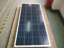 130W 140W 150W SOLAR PANEL PRICE PER WATT CHEAP MANUFACTURER