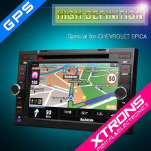 "Xtrons 7"" Digital Touch screen Double Din Car Stereo Special for Chevrolet Epica before 2012"