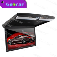 GC1711MP5 17 inch Car TFT LCD Roof Mounted Monitor TV USB With HDMI MP5