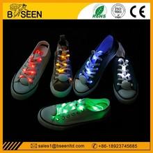 Water proof colourful flashing LED shoelaces