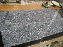 honed blue granite,blue pearl,blue granite stone