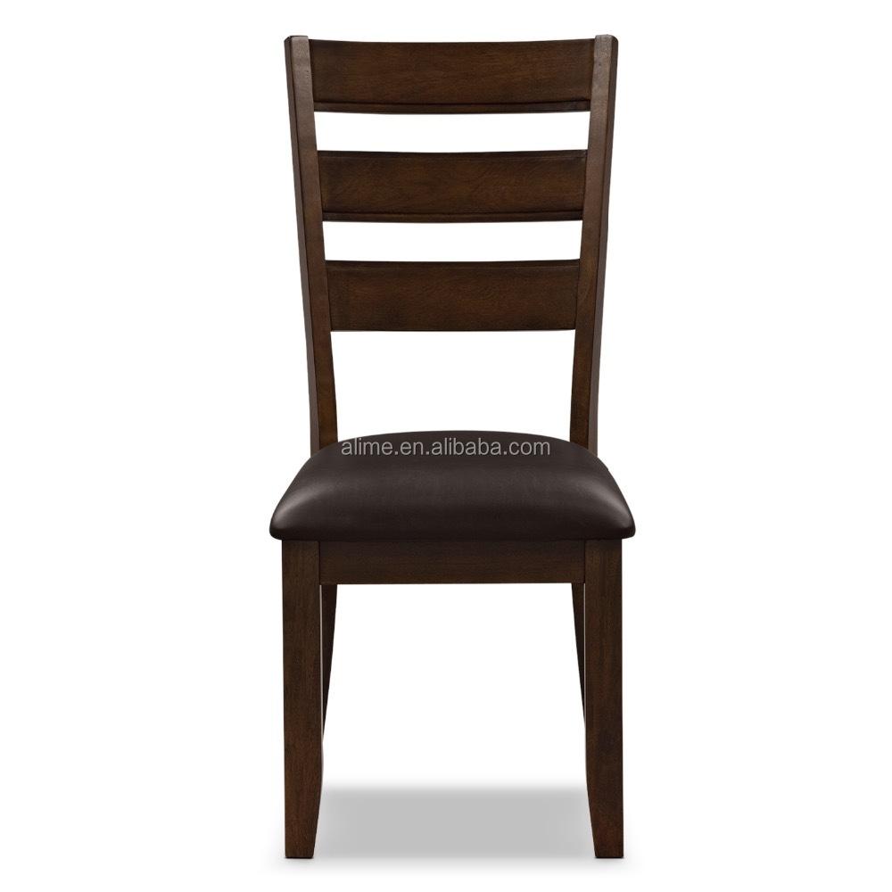 moderne houten alime acw451 land bistro stoel-eetkamerstoelen ...