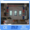 Hot Sale Spray Booth 7200 paint drying room CE approve economical model economical spray booth
