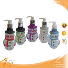 Best Price of Car Wash Soap Dispenser Snowman Design Xiamen