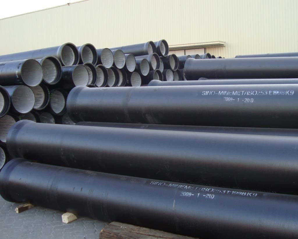 Ductile iron pipe buy duct