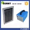 Hot sale saip mini solar panels and lighting systems use for home