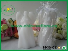 Hot sale church led angle candle in opp bag