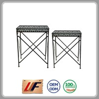 Wholesale Price 100% Warranty Hot Selling Various Colors Customizable Closeout Dining Table Chair Set