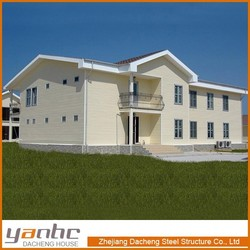Light Steel Prefab House made in China